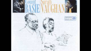 Sarah Vaughan & Count Basie - You Turned The Tables On Me