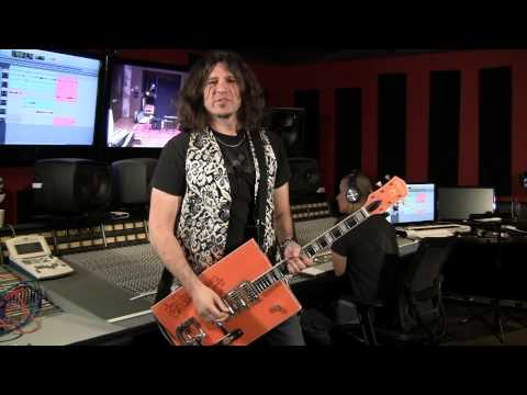 Phil X Back on Tour with Bon Jovi... Here's Bo Diddley's Bo Diddley!