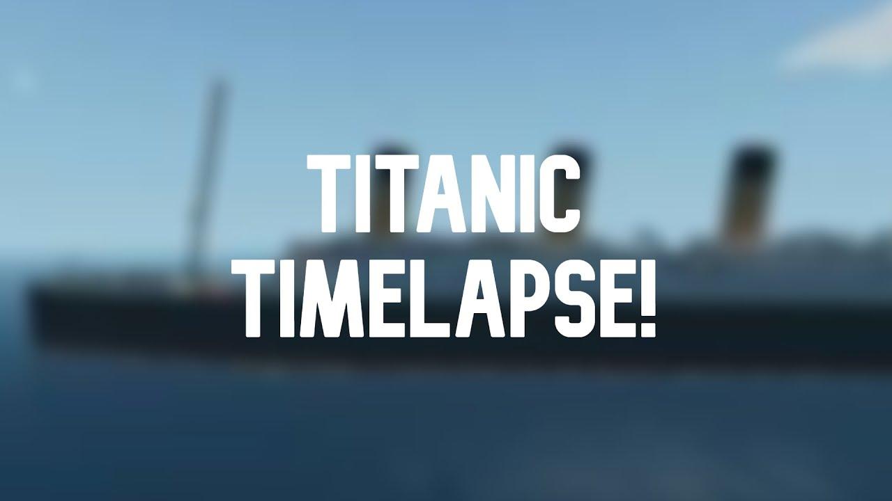 Stormworks titanic | Driving to New York daytime