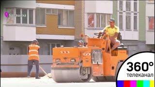 В Балашихе ударными темпами идет строительство школы в ЖК «Центр-2»