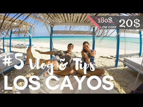 CUBA #5: Los Cayos, Paraíso Low Cost | Vlog & Tips