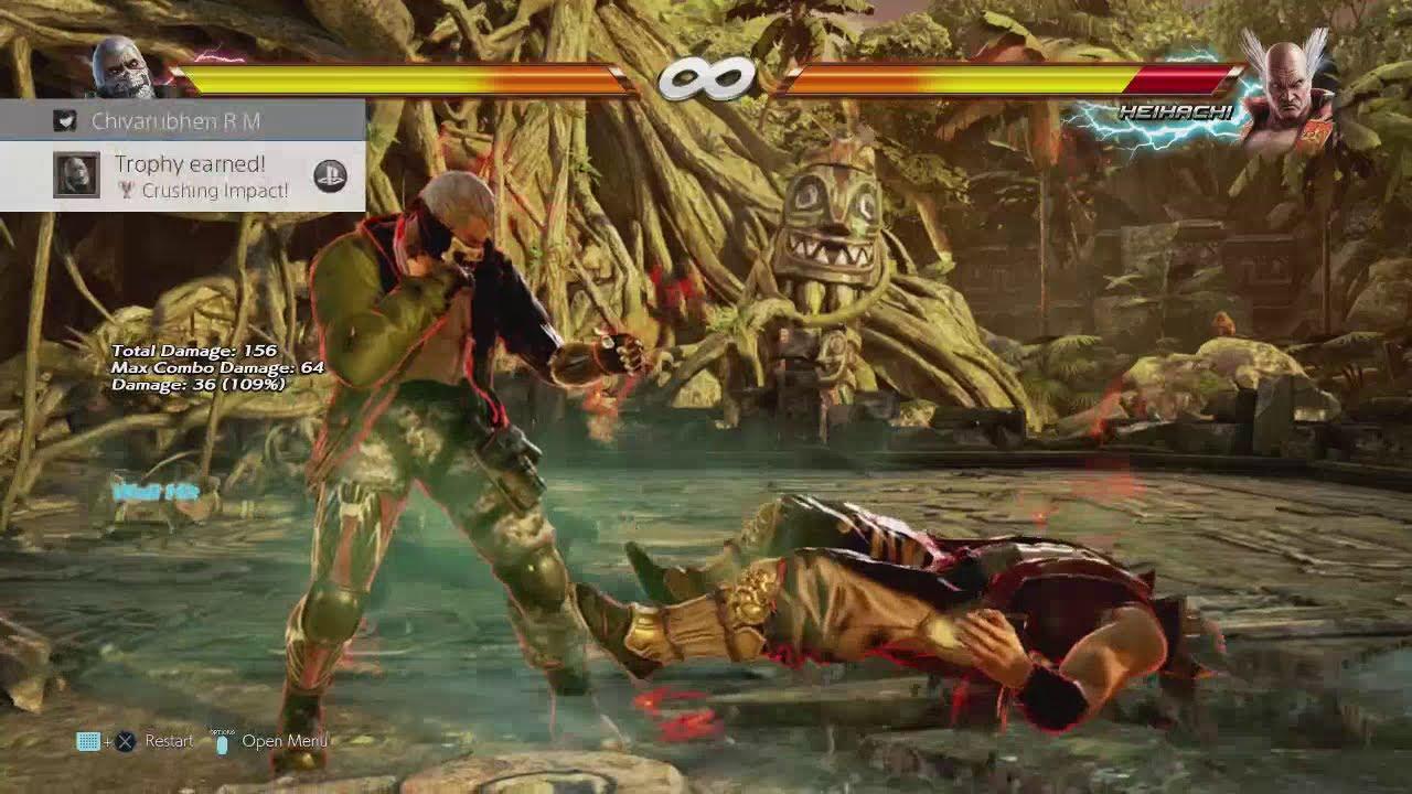 Tekken 7 Trophy Guide Road Map Playstationtrophies Org