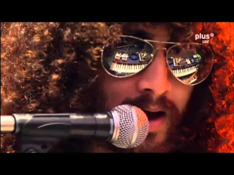 WOLFMOTHER - New Moon Rising @ Rock Am Ring 2011 [HD]