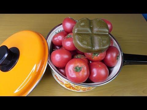 朝ごはん作ってみた『フルーツトマトの無水カレー』