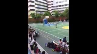 籃球友誼賽 - 保良局錦泰小學 VS 崇真小學 - Litt