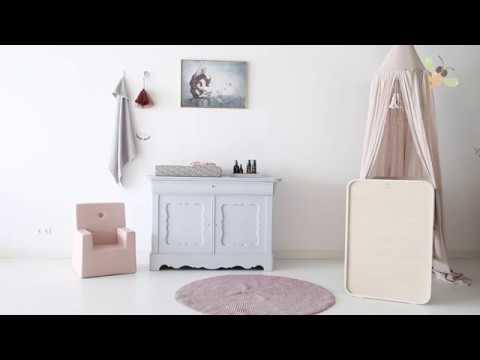 Magische En Mystieke Babykamer Geïnspireerd Op Miss Della  - CozyKidz Inspriatievideo