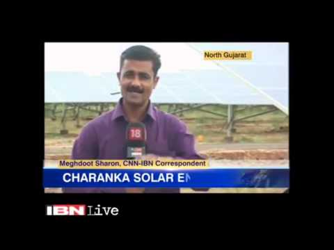 Gujarat leads the way in Asia for generating solar power