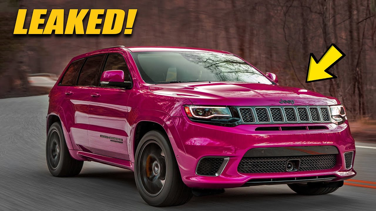 5 Jeep Grand Cherokee Is Coming! Everything We Know.