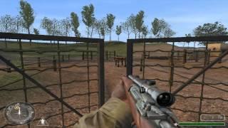 Call of Duty 1 | Mision 1: Entrenamiento [Español] [720P HD] [PC]