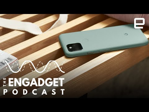 Google's Pixel 5 And Microsoft's New Surfaces | Engadget Podcast Live