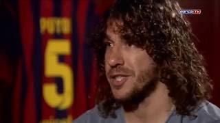 Download Video Carles Puyol 15 años, 15 momentos (documental Barça tv) MP3 3GP MP4
