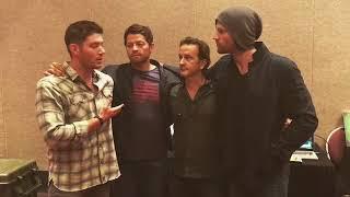 Jensen Ackles Thank you...#hurricaneharvey #spnfamily