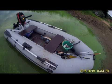 лодка пвх - ПИЛИГРИМ 270 и мотор HDX 3.6 дешевый набор для начинающего рыбака
