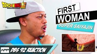 SSJ CAULIFLA REACTION! Dragon Ball Super ep 92