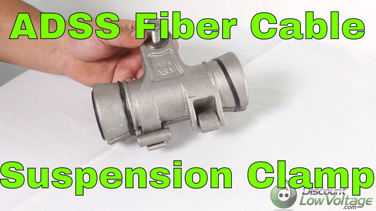 Adss Self Supporting Fiber Optic Cable Installation