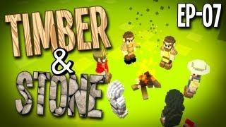 "Timber and Stone Episode 7 - ""Smelly Footrubs and Mouth Trumpets!"""
