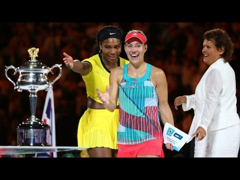 This Is What Hurt Serena Williams In The Australian Open Finals - Newsy