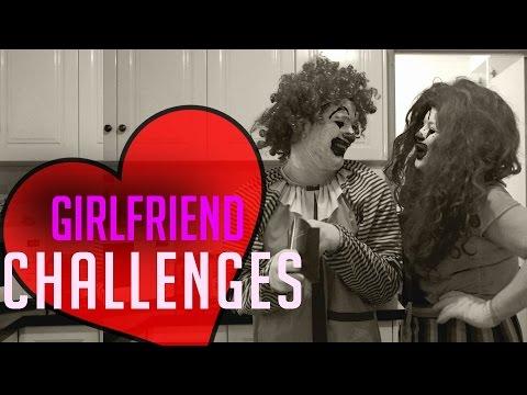 Ronald McDonald GIRLFRIEND CHALLENGE