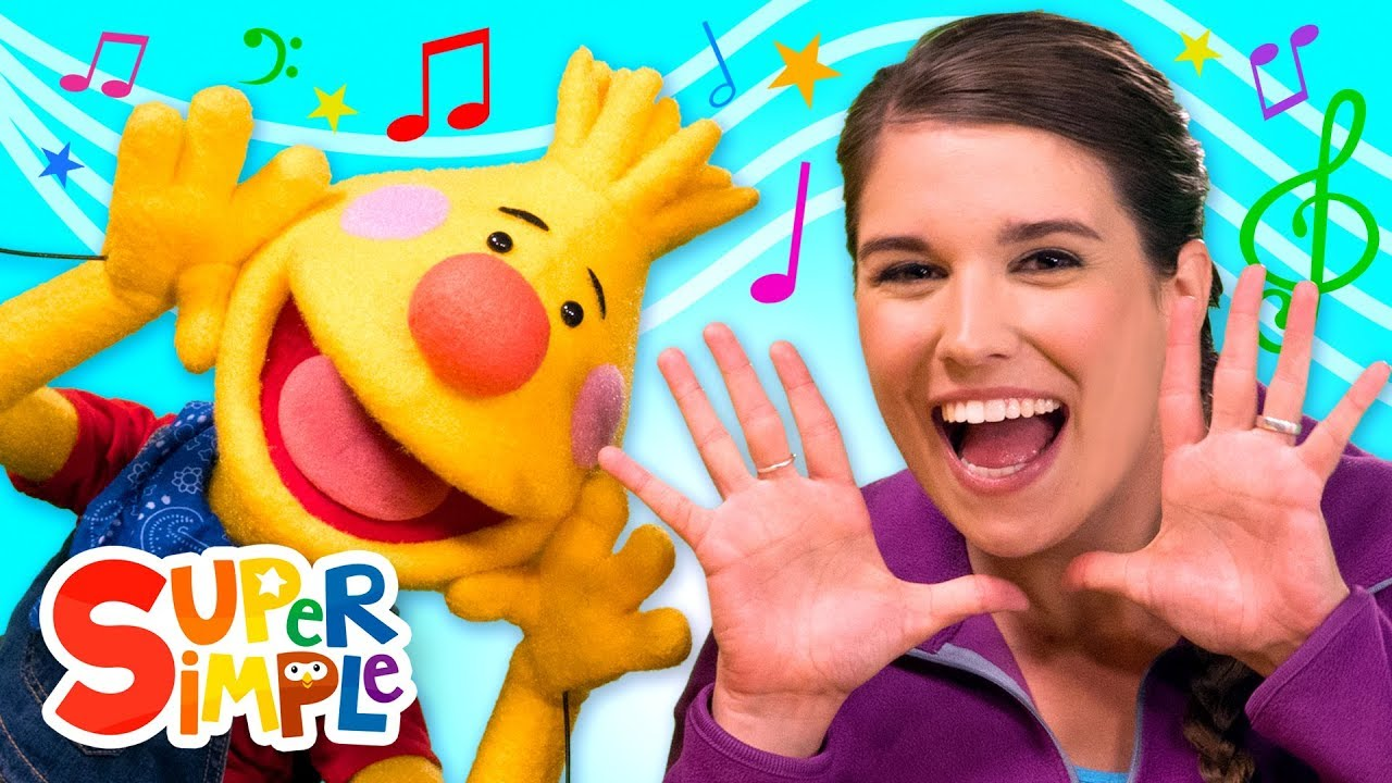 Download Kids' Song Collection #1 | Sing Along With Tobee | Super Simple Songs