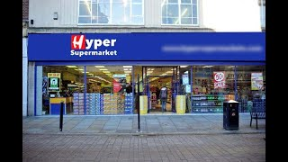 Hyper Supermarket Franchise Store Grand Opening in Jaipur Rajasthan India