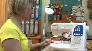 видео Швейная машина Astralux Blue Line I