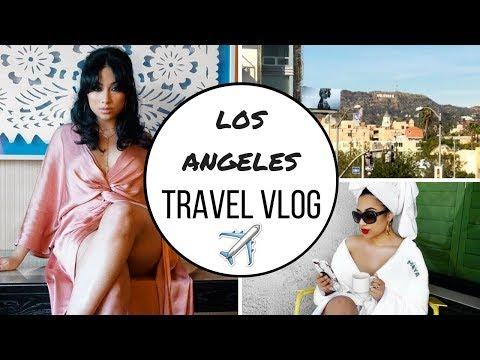 TRAVEL VLOG | Los Angeles 2018