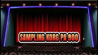LANGGAM = DAK PILIH SAMPLING KORG PA 900