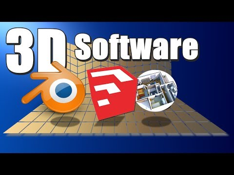 3d software (kostenlos) - youtube, Innenarchitektur ideen