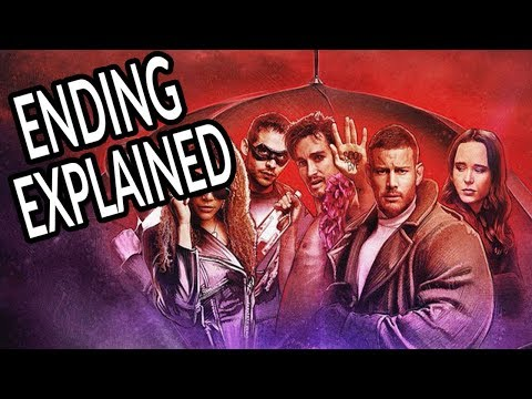 THE UMBRELLA ACADEMY Ending Explained!