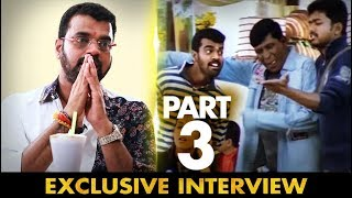 Thalapathy Vijay's help to my family can never be forgotten in my life |Actor Thadi Balaji Interview