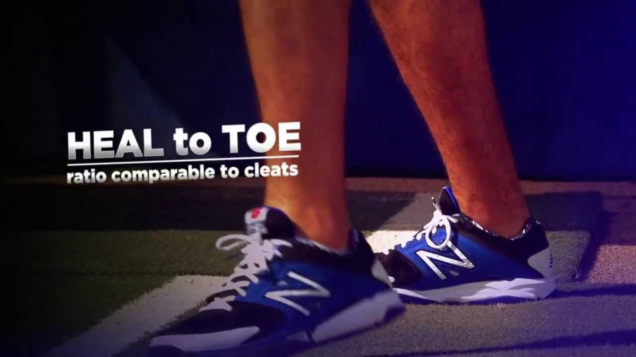 4e0d0d03fc9 Jose Bautista and the New Balance 4040 Turf Shoe. - YouTube