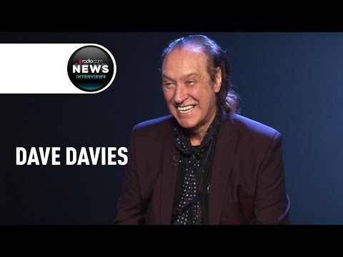 Dave Davies of The Kinks on Reuniting With Band