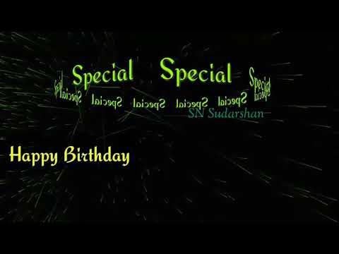 Happy Happy Birthday || Happy Birthday - Kashi Movie Song What's Up Status