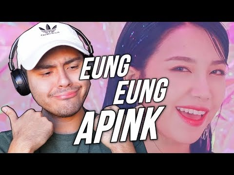 Apink - %%(Eung Eung(응응) REACTION 'WHO IS THE BIAS!?'
