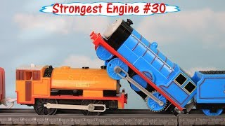 THOMAS AND FRIENDS TRACKMASTER WORLD'S STRONGEST ENGINE #30 Thomas Toy Trains of David