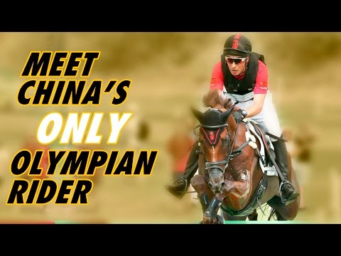 The rules of horsemanship: CGTN meets Alex Hua Tian, China's Olympian rider