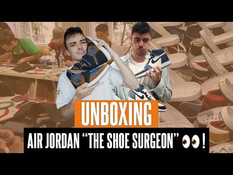#unboxing-air-jordan-1-faites-avec-the-shoe-surgeon-w/-sakuart-&-antho-d'atcustom-!
