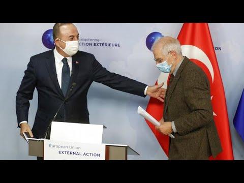 Турецко-европейская разрядка после