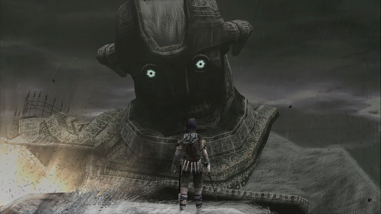 Unrelated photo of Shadow of the Colossus