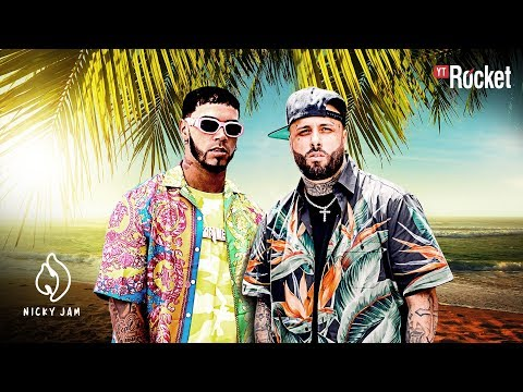Sharon Gomez - Nicky Jam & Anuel con Whine Up