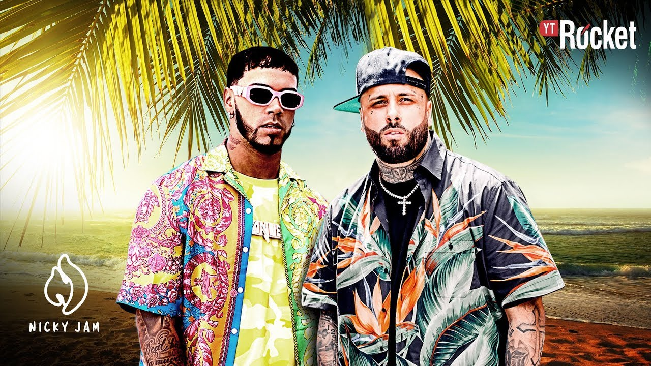 Whine Up - Nicky Jam x Anuel AA | Video Oficial #1