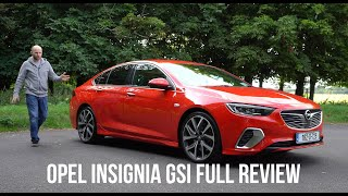 Opel (Vauxhall) Insignia review   Is the GSi version as good as an A6 or 5 series?