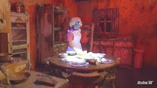 Six Flags 'Condemned' Haunted House Maze - Fright Fest 2019 at Magic Mountain