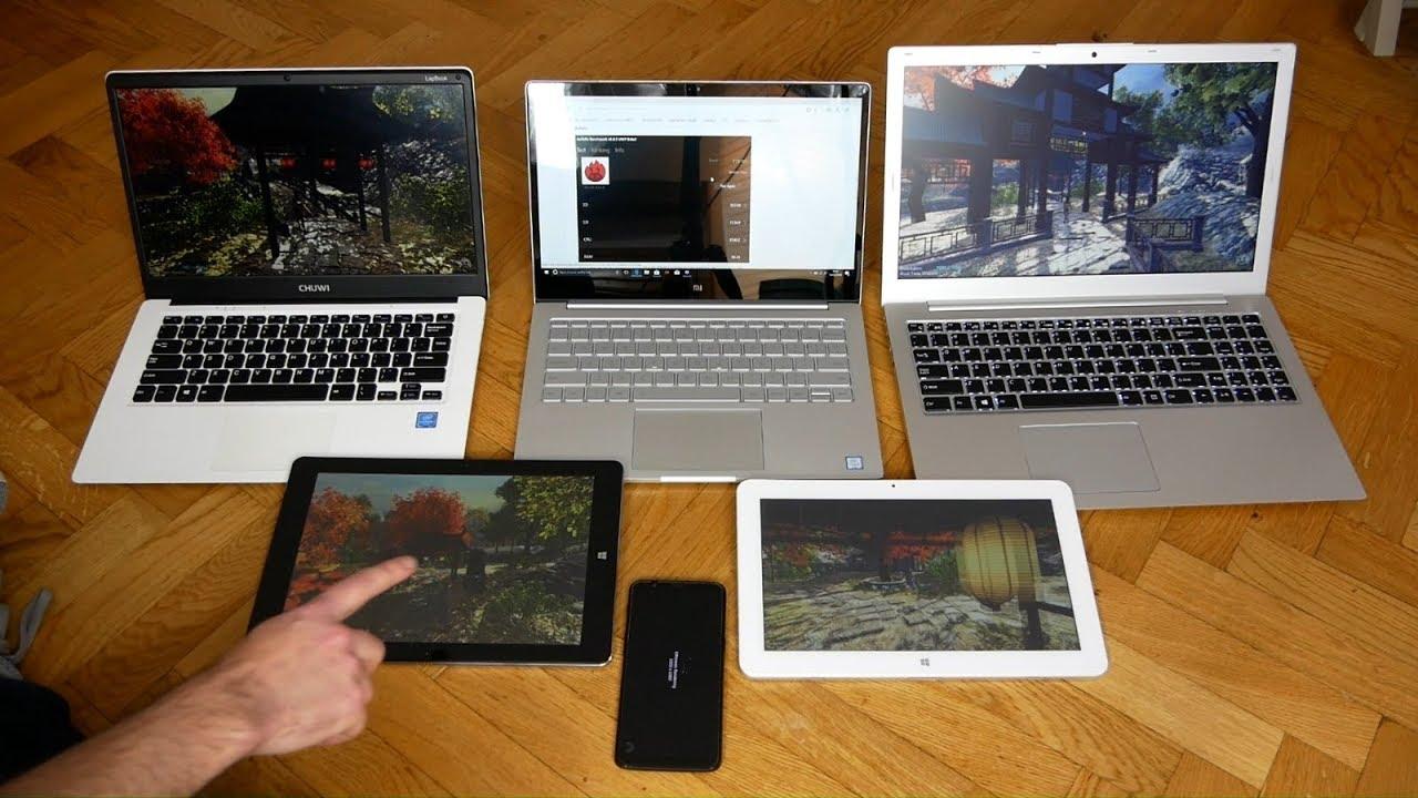 comparatif des processeurs intel pour pc portable chinois. Black Bedroom Furniture Sets. Home Design Ideas