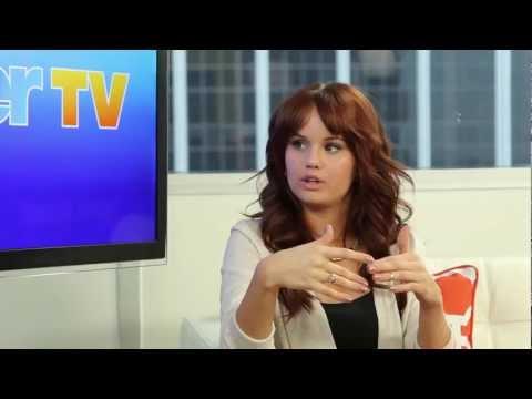 "Debby Ryan Talks ""Radio Rebel"" DVD Release"