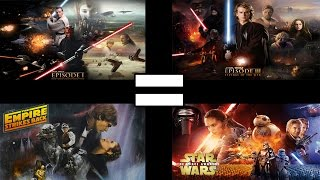 24 Reasons All Star Wars Movies Are The Same