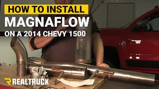 How to Install Magnaflow Off-Road Pro Series Gas Exhaust Systems