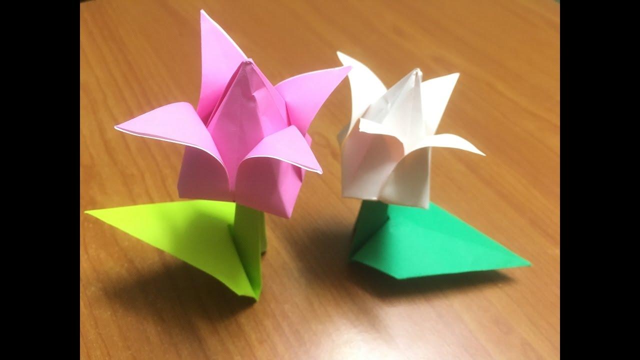 Origami Rose Leaves, Calyx, and Stem | Origami rose, Origami art ... | 720x1280