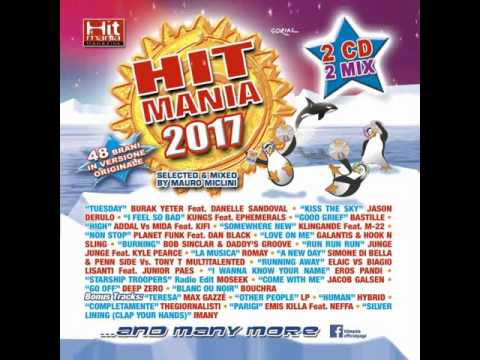 Simone Di Bella, Penn Side, Tony T by R.I.O. - A New Day - Hit Mania 2017