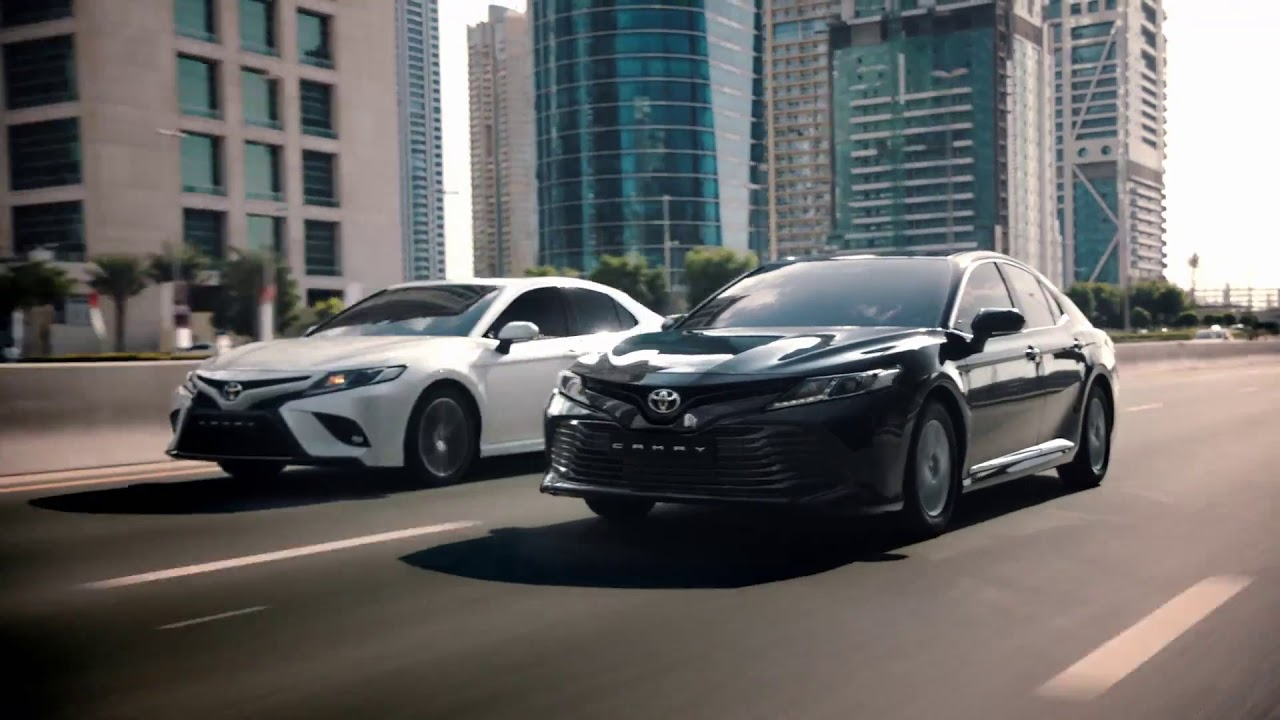 All New Camry Commercial Grand Avanza Vs Xenia The Toyota 2018 Youtube